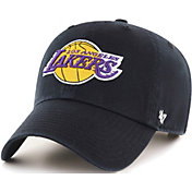 80993a15ea Product Image ·  47 Men s Los Angeles Lakers Black Clean Up Adjustable Hat.