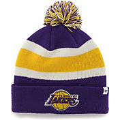 '47 Men's Los Angeles Lakers Breakaway Knit Hat