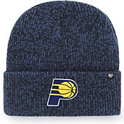 497f1f8481c Product Image ·  47 Men s Indiana Pacers Navy Knit Hat ·