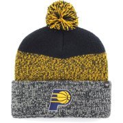 '47 Men's Indiana Pacers Static Navy Knit Hat