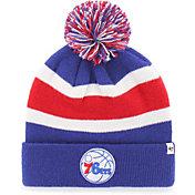 '47 Men's Philadelphia 76ers Breakaway Knit Hat