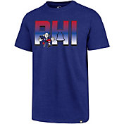 '47 Men's Philadelphia 76ers Royal T-Shirt
