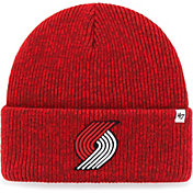 '47 Men's Portland Trail Blazers Red Knit Hat