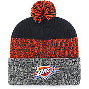 '47 Men's Oklahoma City Thunder Static Navy Knit Hat