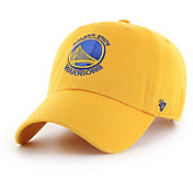 72ffaefd7 Product Image · '47 Men's Golden State Warriors Gold Clean Up Adjustable Hat  · '