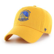 '47 Men's Golden State Warriors Gold Clean Up Adjustable Hat