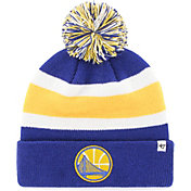 '47 Men's Golden State Warriors Breakaway Knit Hat