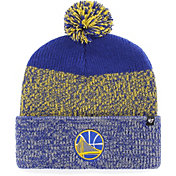 '47 Men's Golden State Warriors Static Royal Knit Hat