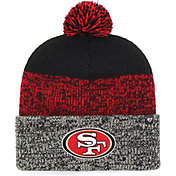 '47 Men's San Francisco 49ers Static Cuffed Knit