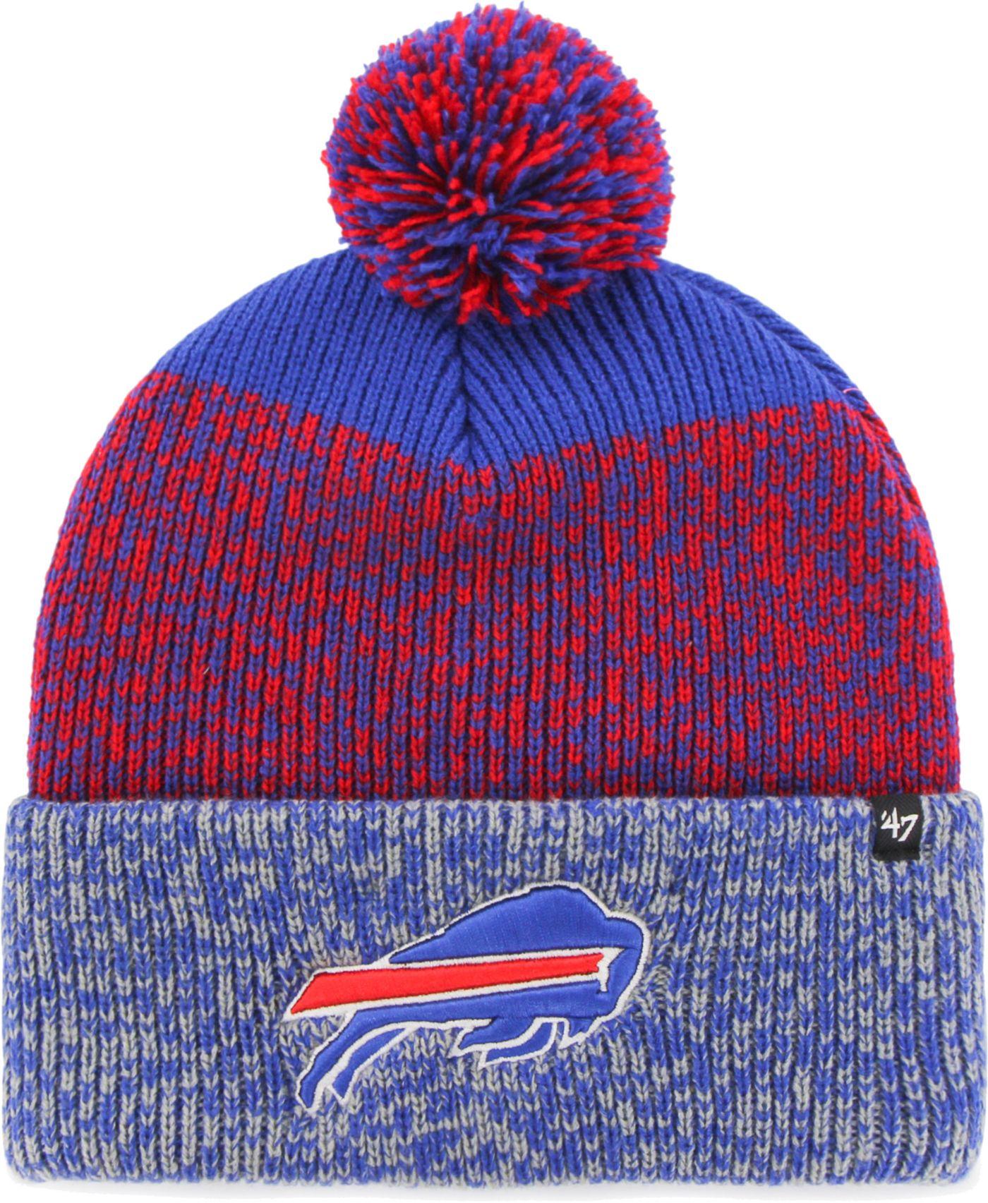 '47 Men's Buffalo Bills Static Cuffed Knit