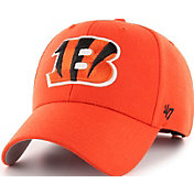 '47 Men's Cincinnati Bengals MVP Orange Adjustable Hat