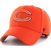 '47 Men's Chicago Bears MVP Orange Adjustable Hat