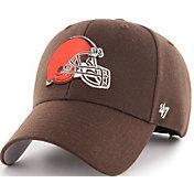 '47 Men's Cleveland Browns MVP Brown Adjustable Hat