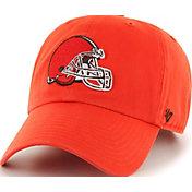 e07102b5b35 Product Image ·  47 Men s Cleveland Browns Clean Up Orange Adjustable Hat.