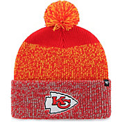 '47 Men's Kansas City Chiefs Static Cuffed Knit