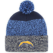 '47 Men's Los Angeles Chargers Static Cuffed Knit