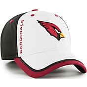 '47 Men's Arizona Cardinals Crash Line Black Flex Fit Hat