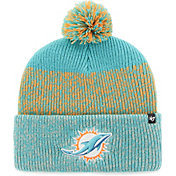 '47 Men's Miami Dolphins Static Cuffed Knit