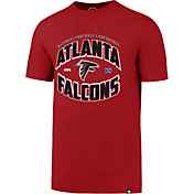 '47 Men's Atlanta Falcons Demand Splitter Red T-Shirt