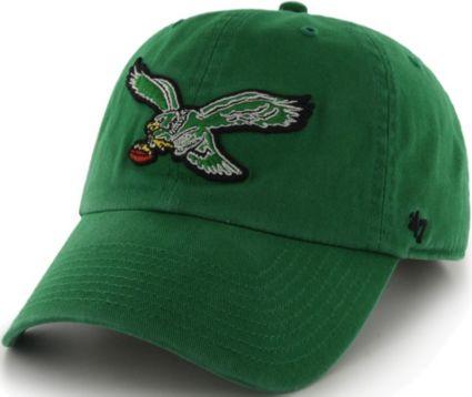 '47 Men's Philadelphia Eagles Legacy Clean Up Adjustable Hat