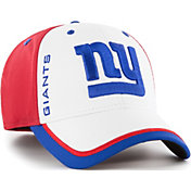 '47 Men's New York Giants Crash Line Red Flex Fit Hat