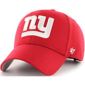 '47 Men's New York Giants MVP Red Adjustable Hat