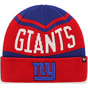 '47 Men's New York Giants Rift Cuffed Royal Knit