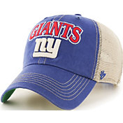 '47 Men's New York Giants Tuscaloosa Clean Up Royal Adjustable Hat