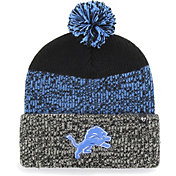 '47 Men's Detroit Lions Static Cuffed Knit