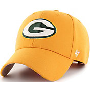 '47 Men's Green Bay Packers MVP Gold Adjustable Hat