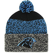 '47 Men's Carolina Panthers Static Cuffed Knit