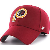 '47 Men's Washington Redskins MVP Red Adjustable Hat
