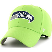 '47 Men's Seattle Seahawks MVP Green Adjustable Hat