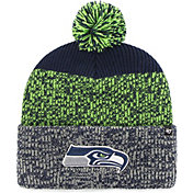 '47 Men's Seattle Seahawks Static Cuffed Knit