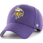 '47 Men's Minnesota Vikings MVP Purple Adjustable Hat