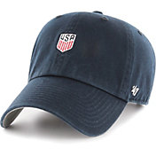 '47 Men's USA Crest Clean-Up Navy Adjustable Hat