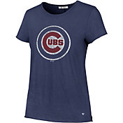 '47 Women's Chicago Cubs Crew T-Shirt