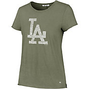 '47 Women's Los Angeles Dodgers Crew T-Shirt