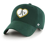 '47 Women's Oakland Athletics Courtney Clean Up Adjustable Hat