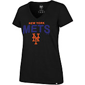 '47 Women's New York Mets Ultra Rival V-Neck T-Shirt
