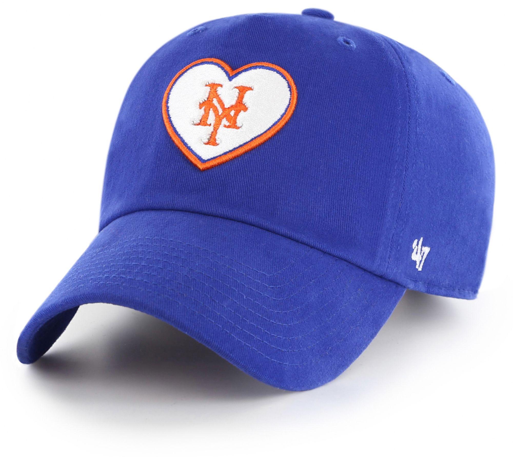 b1002dbb417 ... usa 47 womens new york mets courtney clean up adjustable hat 8fe0b b7662