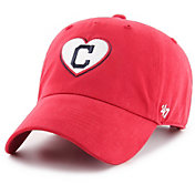 '47 Women's Cleveland Indians Courtney Clean Up Adjustable Hat