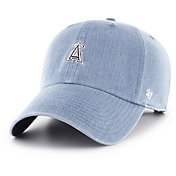 '47 Women's Los Angeles Angels Burkhart Denim Clean Up Adjustable Hat