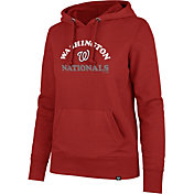 '47 Women's Washington Nationals Headline Pullover Hoodie