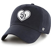 '47 Women's San Diego Padres Courtney Clean Up Adjustable Hat