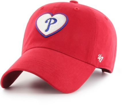 dbe7e5d45e4 spain 47 womens philadelphia phillies courtney clean up adjustable hat  c7cce 4a3e7
