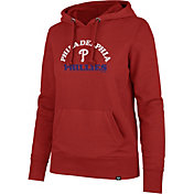 '47 Women's Philadelphia Phillies Headline Pullover Hoodie