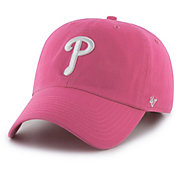 '47 Women's Philadelphia Phillies Clean Up Pink Adjustable Hat