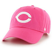 '47 Women's Cincinnati Reds Clean Up Pink Adjustable Hat