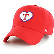 '47 Women's Texas Rangers Courtney Clean Up Adjustable Hat